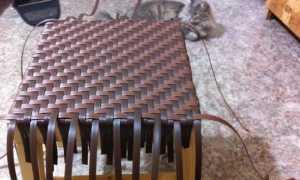 Лёгкость, изящество, надёжность: учимся плести мебель из лозы, ротанга и других материалов