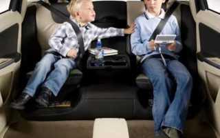 Самое безопасное место в автомобиле — выбираем, куда посадить пассажира
